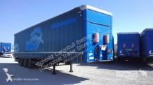 semi reboque Schmitz Cargobull Curtainsider Mega Taillift