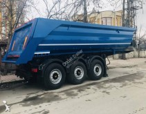 semi reboque Donat Hardox Tipper Semi Trailer