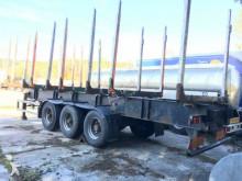 tweedehands trailer houtvrachtwagen