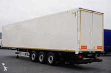 Wielton insulated semi-trailer