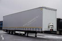 Krone FIRANKA / MEGA / XL / MULTI LOCK / OŚ PODNOSZONA semi-trailer