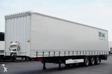 Krone FIRANKA / JOLODA / XL / MULTI LOCK / WYS. 2,83 M semi-trailer