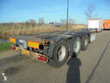naczepa D-TEC Extendable Multichassis / Liftaxle / NL Trailer / SAF Axles