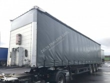 semi reboque Schmitz Cargobull SCS Année 2005 - 3 essieux