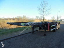 полуприцеп Groenewegen 20/30 FT Tank Chassis / ADR / BPW / NL Trailer