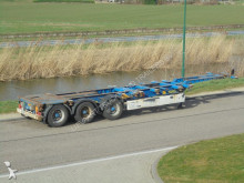 semirimorchio Krone Chassis / 2x Extendable / BPW / NL Trailer
