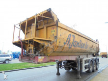 полуприцеп ATM 27m3 Tipper / Steel-Stahl Box/Chassis / NL Trailer