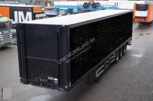 semirremolque Floor Rolzeil/ Rolvloer 3-assig/ mechanische rolvoer