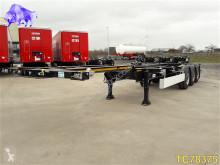 Kässbohrer SHG.AH Container Transport semi-trailer