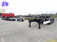 semi reboque Kässbohrer SHG.AH Container Transport
