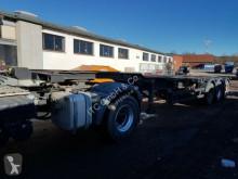 Blomenröhr Containerchassi Blumhardt semi-trailer