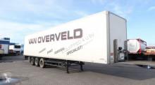 trailer Groenewegen BPW, liftaxle, full chassis, NL-trailer, APK: 01/2020