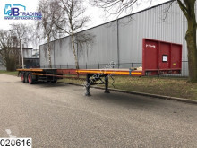 Nooteboom open laadbak 42000 KG, 12.25 - 17,00 mtr, 4,75 mtr Extendable semi-trailer