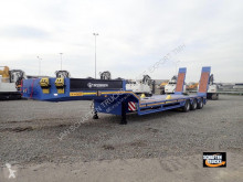 Scorpion NEW TRI/ A SEMI LOWBOY semi-trailer