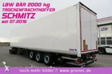 semi reboque Schmitz Cargobull SKO 24/ LBW BÄR 2000 kg / 2 x ZURRLEISTE !!!!!!!