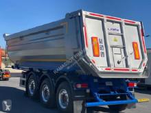 semi remorque Lider trailer BENNE HARDOX 450