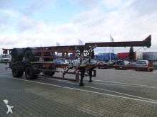 k.A. 2er Paket Containerchassis Blattfederung / Leaf Springs 40 ft Auflieger