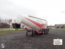 Lider UNUSED 2019 LD07 Tri/A Cement Pneumatic Bulk Trailer semi-trailer