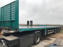 semi reboque Nooteboom 2 x schuif OVB-48-03V uitschuifbaar tot 29.10 m TUV new