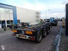 trailer D-TEC FT-43-03V / 3x Extendable / BPW / Lift axle