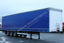 naczepa Krone CURTAINSIDER/ LIFT AXLE/ STANDARD/ XL