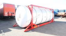 semi reboque cisterna Van Hool