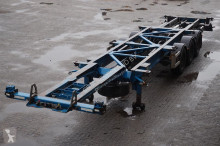 Van Hool Container chassis 3-assig/ 40ft-45ft/ multi Auflieger