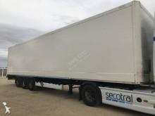 Krone Fourgon krone CF 516 GN semi-trailer