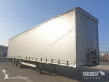 semirremolque Krone Semitrailer Curtainsider Mega