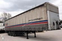 trailer Schmitz SEMIRIMORCHIO, CENTINATO FRANCESE, 3 assi