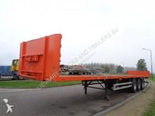 Pacton PLatform / Drumbrakes / Super for loading ! / NL Trailer Auflieger