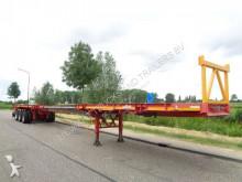 semirremolque Capperi Platform / 6M Extendable / 3x Steering Axle