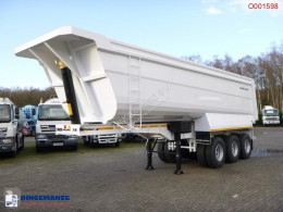 semi remorque Galtrailer Tipper trailer steel 40 m3 / 68 T / steel susp. / NEW/UNUSED