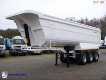 полуприцеп Galtrailer Tipper trailer steel 40 m3 / 68 T / steel susp. / NEW/UNUSED