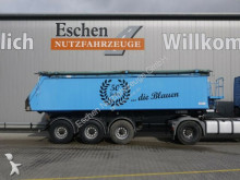 Carnehl 25 m³ Alumulde, Schüttung, Luft/Lift, BPW Auflieger