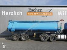 Carnehl CHKS / HH , 2 Achs 26 m³ Hardox Stahlmulde, Luft Auflieger