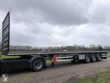 semiremorca Vlastuin VTR Flat loader , platform , steel-stahl trailer