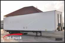 Fruehauf 6 x Mega Koffer 2900mm innen, Omega Boden, BPW Auflieger