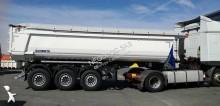 semi remorque Schmitz Cargobull SKI BENNE TP ACIER 25 M3