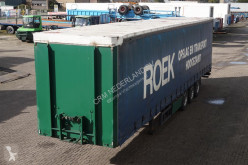 Vogelzang Schuifzeil+Schuifdak 3-assig semi-trailer