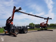 semirremolque Hammar Side loader 20, 30, 40 foot Steel suspension