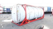Van Hool TC 30.850L, L4BN, IMO-4, 20FT SWAP-BODY semi-trailer
