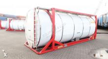 Van Hool 20FT, swapbody TC 30.850L, L4BN, IMO-4, valid 5Y inspection till 04/2021 semi-trailer