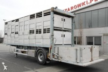 Pezzaioli LIVE STOCK TRAILER LAG 0-1-23 01 semi-trailer
