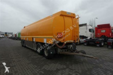 semi reboque Stokota 36 4-AXLE TANK TRAILER 40450 LITER