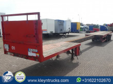 semi remorque Nooteboom EXTENDABLE 3x steeraxle