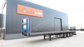 semi reboque Pacton BPW, rongpotten, sjorogen, NL-trailer, APK: 02/2020