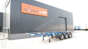 Groenewegen 20FT/30FT, BPW, ALCOA, ADR (EXII, EXIII, FL, OX, AT) semi-trailer