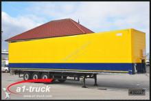 Schmitz SKO 24, ISO Koffer, verzinkt, Portaltür, Doppelstock Auflieger