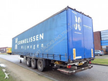 trailer Krone Tautliner / BPW / Loading PLatform / Lift Axle / NL
